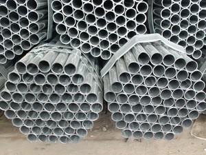Pregalvanized okruglih cijevi steelpipe / S235JR cijevi