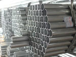 Pregalvanized okruglih čeličnih cijevi gi cijenu cijevi A53 sa velikim zalihama