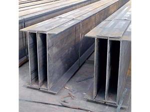 Steel building material weld fabrication steelhbeam