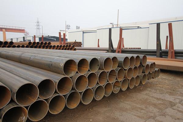 OEM manufacturer Carbon Steel Dish End - Astm A572 Gr.50 Welded Steel Pipe – RELIANCE