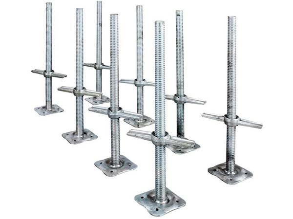 factory low price 1000mm Diameter C20 C45 Astm A56 Steel Pipe - Scaffolding Adjustable Screw Jack Base – RELIANCE