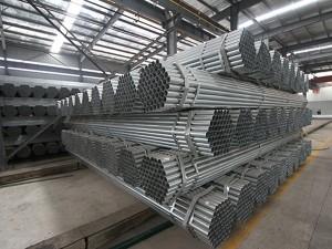 Proizvodnja pocinkovana pocinčani čelične cijevi za isporuku vode cijevi GI Pregalvanized okruglih čeličnih cijevi