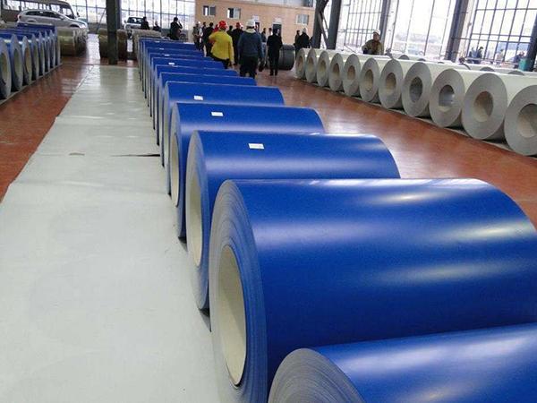 Quality Inspection for Rectangular Steel Tube Sizes - High quality PPGI steel coil,Prime PPGI,Chinese High Quality color coated steel coil – RELIANCE